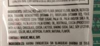 Nabisco chips ahoy! cookies chewy 1x19.5 oz - Ingredients - en