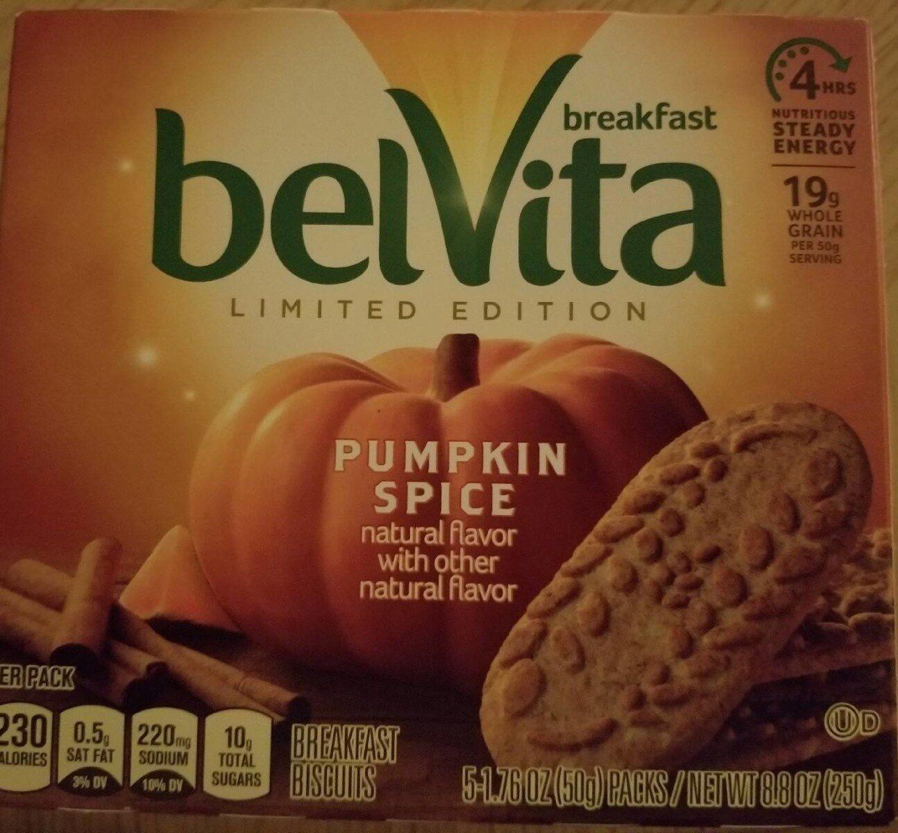 Pumpkin Spice - Product