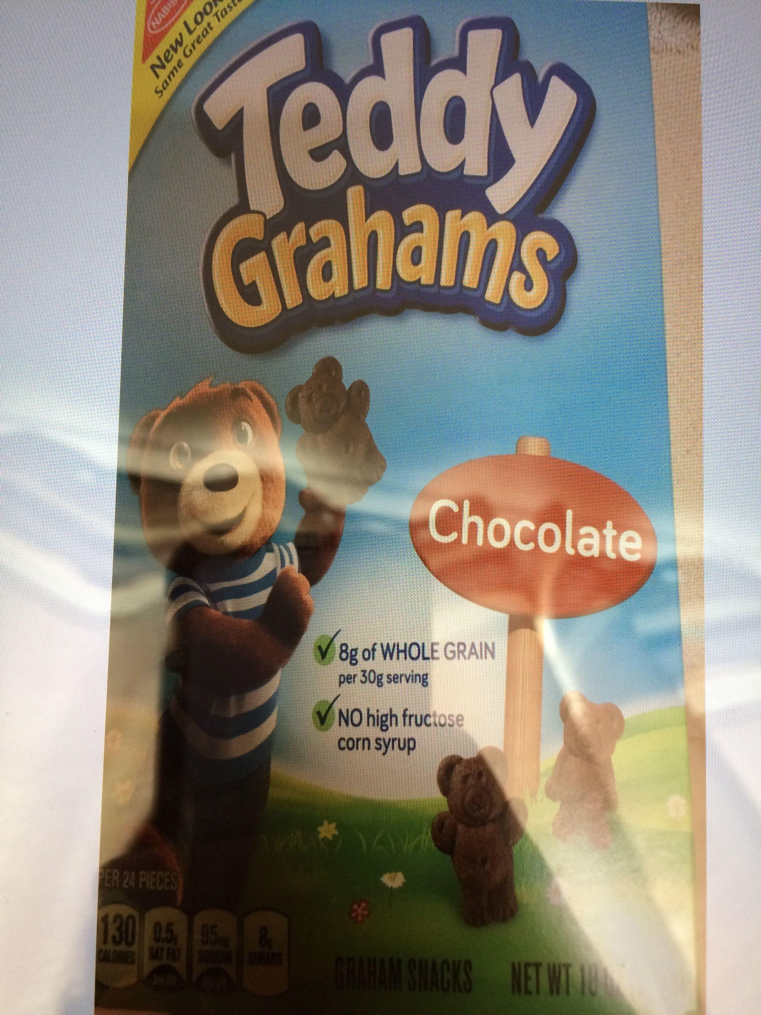 Teddy Graham - Producto