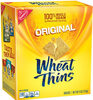 Snacks Wheat Thins - Product