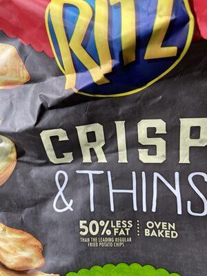 Ritz crackers 1x7.1 oz - Product - en