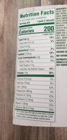belvita protein blueberry almond - Información nutricional - en