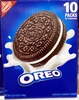 Nabisco oreo cookies 1x52.5 oz - Product