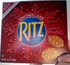 Ritz Snowflake Crackers - Product