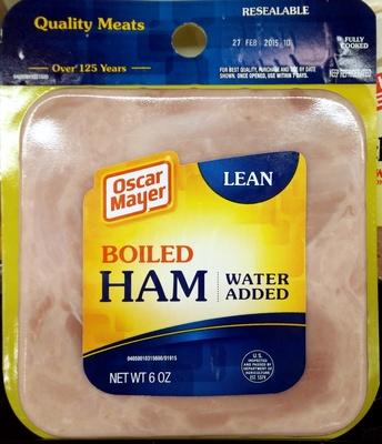 Lean Boiled Ham - Product - en