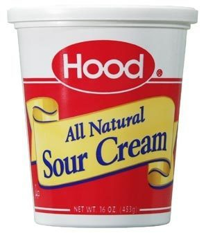 Sour Cream - Product