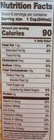 Vanilla oatmilk - Nutrition facts - en