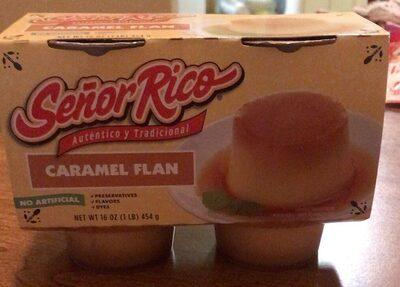 Caramel Flan - Product - en