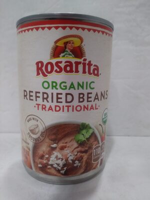 Traditional Refried Beans - Product - en