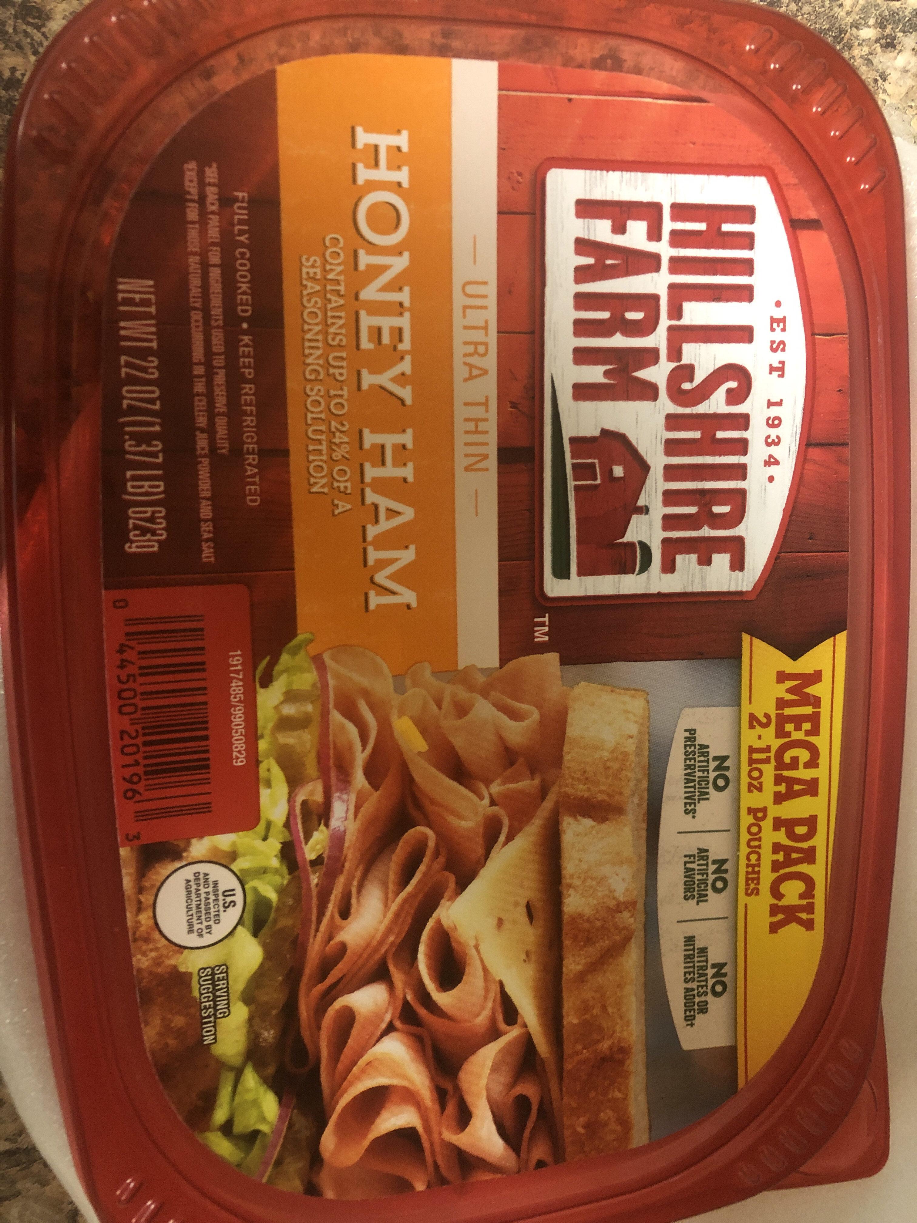 Hillshire farm honey ham - Product - en