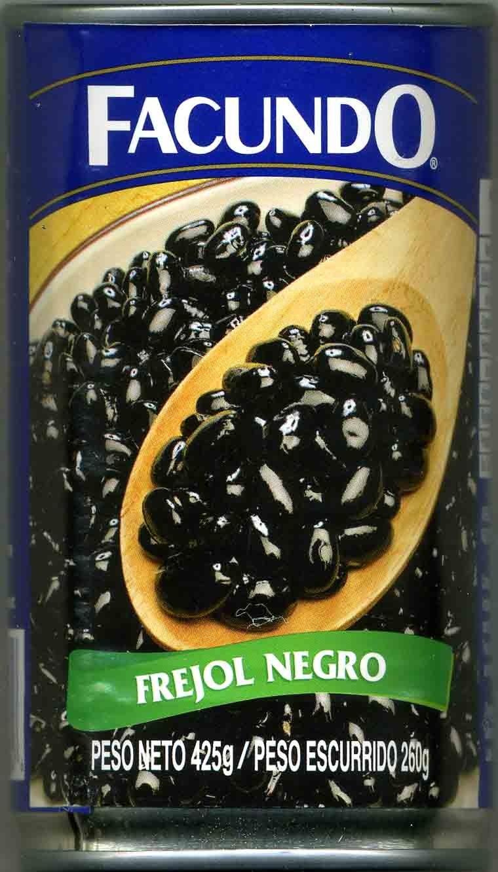 Frejol negro - Product