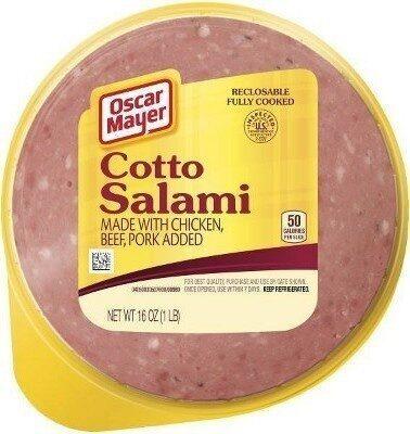 Cotto salami - Prodotto - en