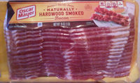 Naturally hardwood smoked bacon, hardwood smoked - Product - en