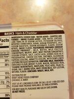 lunchable - Ingredients - en