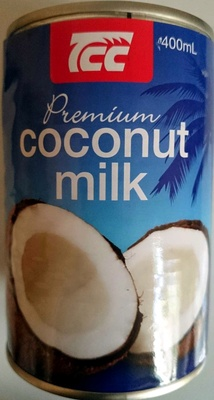 TCC Premium Coconut Milk - Product