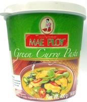 Green Curry Paste - Produit - en