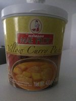 Mae Ploy, Yellow Curry Pasta - Product - en