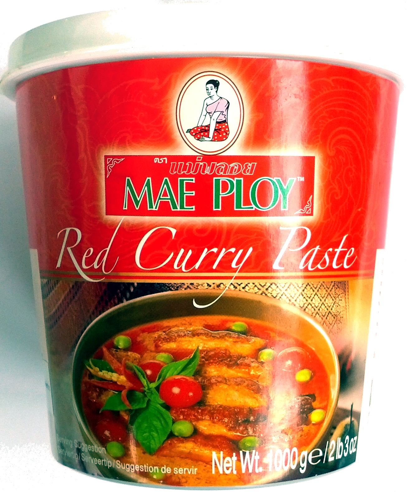 Red Curry Paste - Product - en