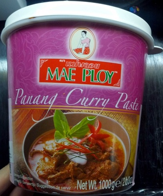 Panang Curry Paste - Product