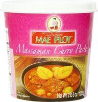 Massaman Curry Paste - Product - en