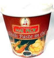 Chilli Paste in Oil - Product