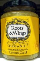 Organic Beautifully Smooth Lemon Curd - Product