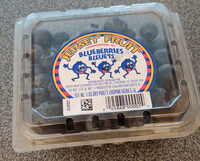 Blueberries - Product