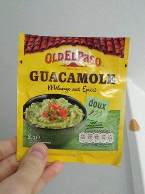 Mélange aux épices pour guacamole - Produit - fr