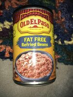fat free refried beans - Product - en