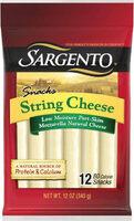 Mozzarella string cheese snacks - Product - en
