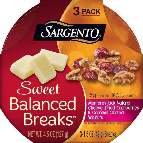Sweet Balanced Breaks Snacks - Product - en
