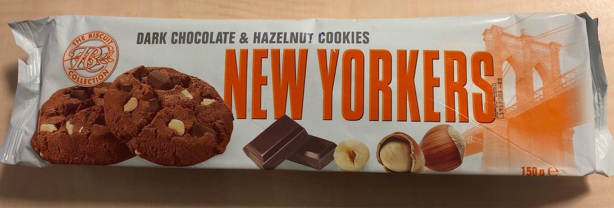 Cookies Chocolat Noisettes - Product