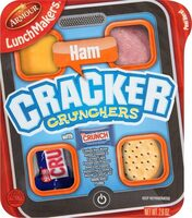 Lunchmakers ham cracker crunchers - Product - en