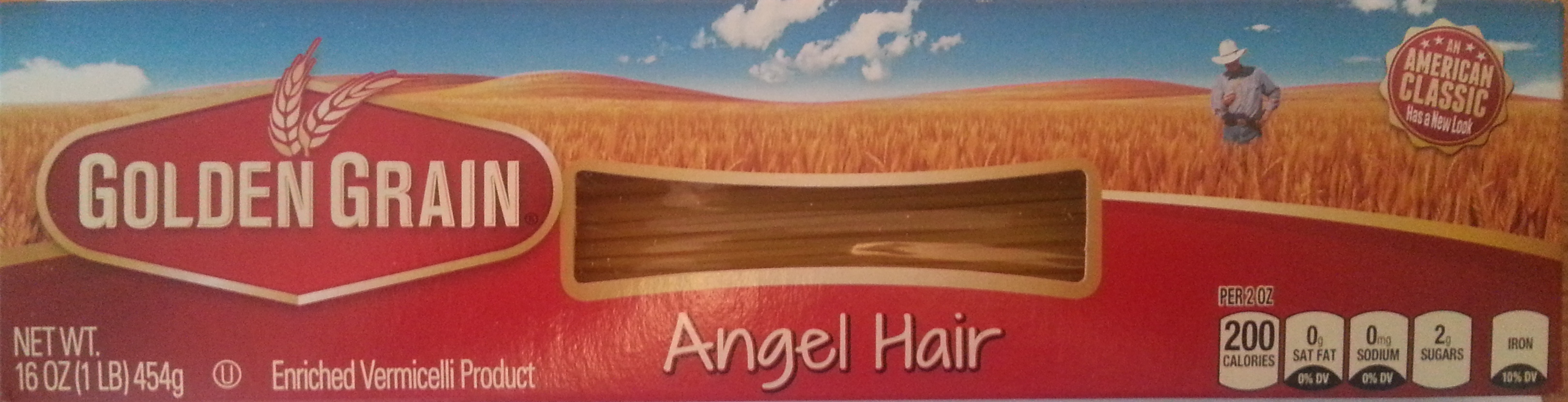 Angel hair - Produit - en