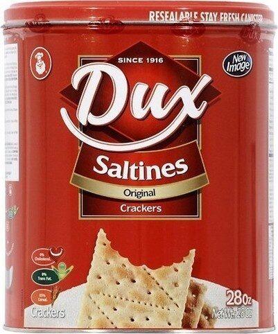 Crackers - Produit - en