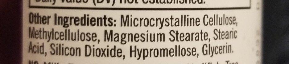 Melatonin - Ingredients - en