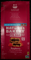 Whole wheat fig bars - Product - en