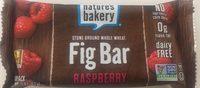 Fig Bar Raspberry - Product