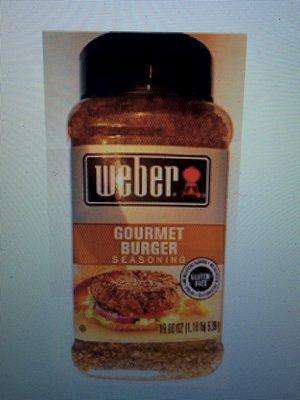 Gourmet Burger Seasoning - Product