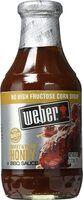 Sweet thick honey bbq sauce - Prodotto - en