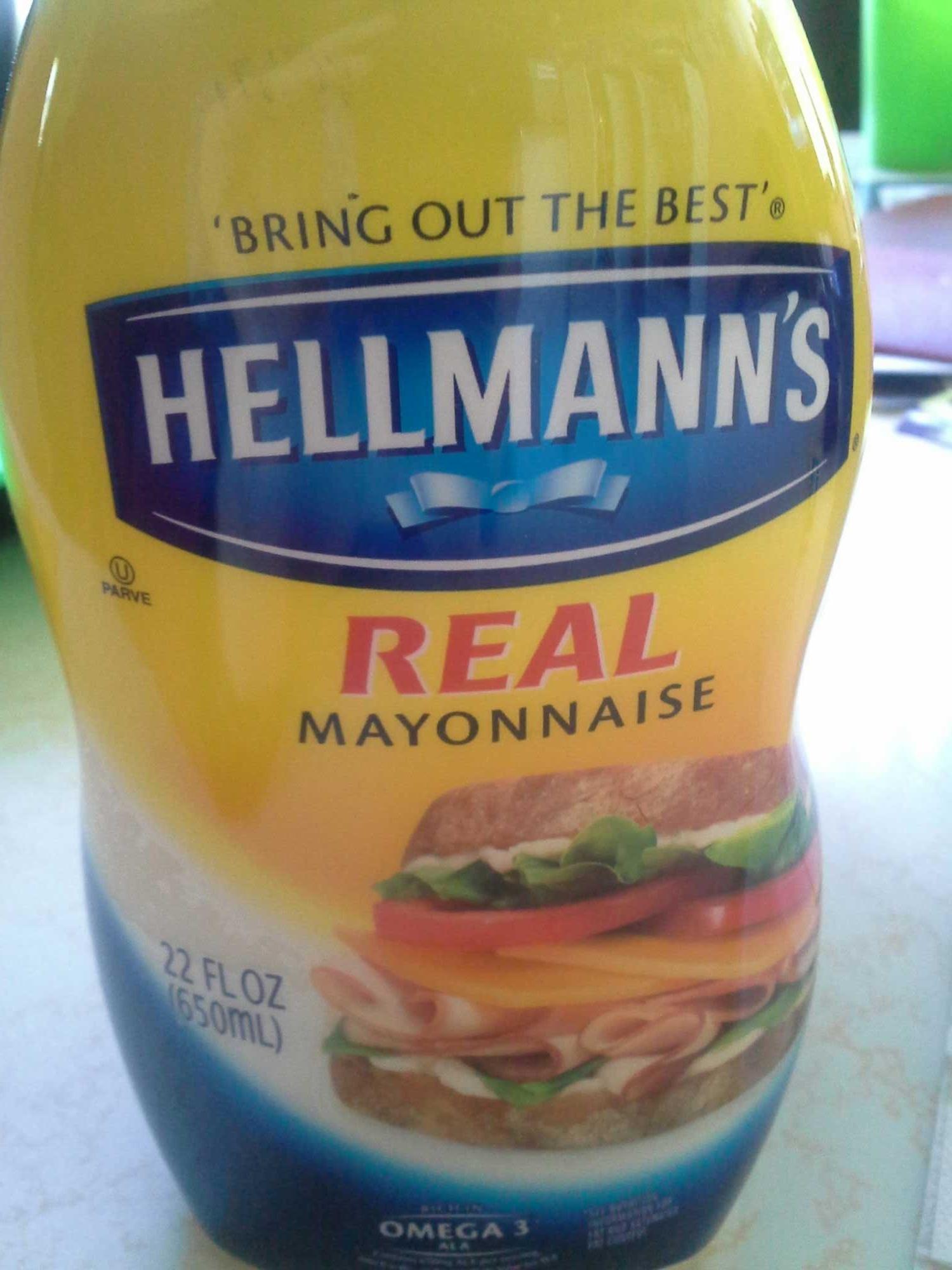 Hellmann's Real Mayonnaise - Product