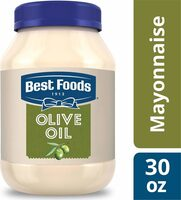 Best foods, mayonnaise dressing with olive oil - Product - en