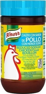 Bouillon, Chicken Flavor With Other Natural Flavor - Product - en