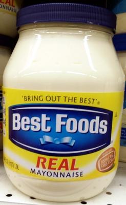 Real Mayonnaise - Product