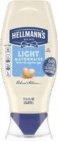Hellmann's, light mayonnaise - Product - en