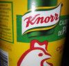 Chicken flavor bouillon - Product