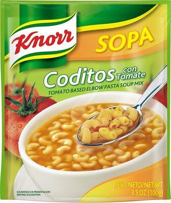 Sopa pasta soup mix - Product - en