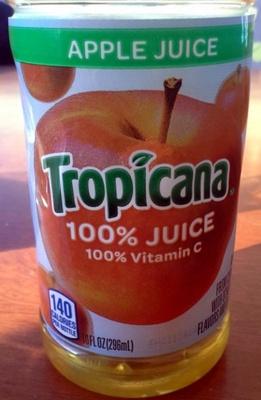 Apple juice - Product