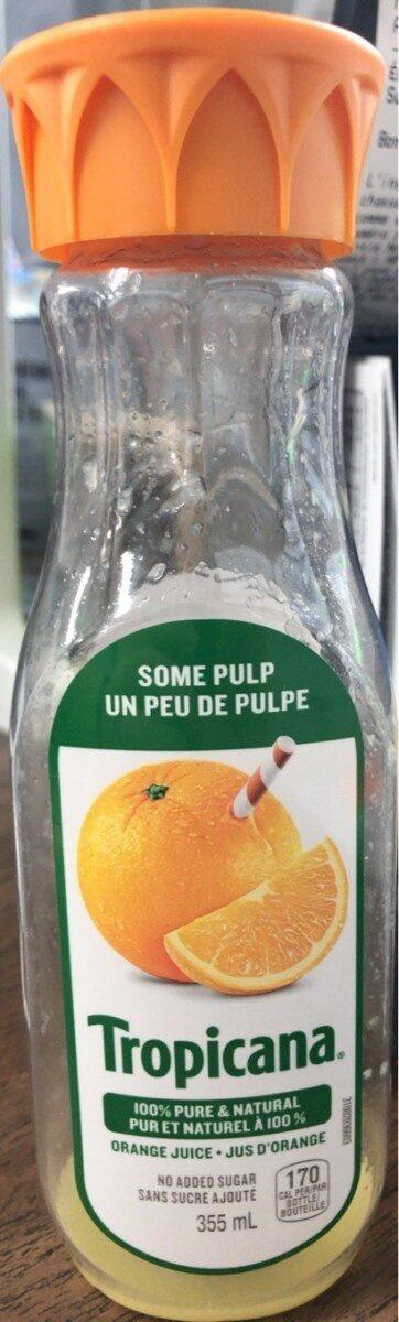 Jus d'orange - Product - en