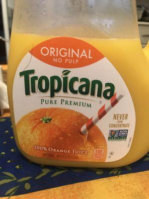 Orange juice Original - Product